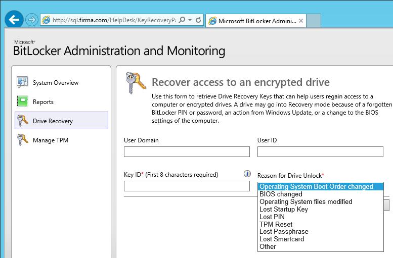 Microsoft BitLocker Administration and Monitoring 2 5